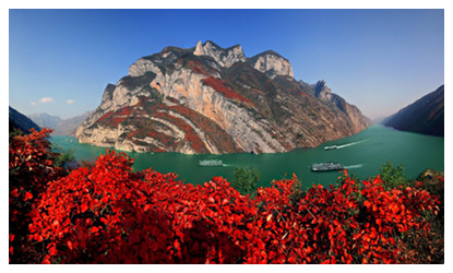 Notes for Yangtze River Cruise