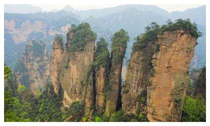 China has 280 5A-leve scenic spots
