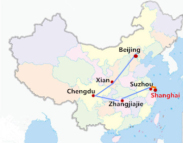 13 Days Best China Panda Tour