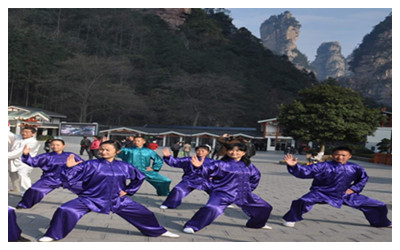 5 Days Zhangjaijie Holiday with Tai Chi Learning