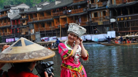 6 Days Zhangjiajie Small Group Tours with Fenghuang Ancient Town