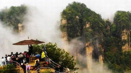 2 Days Zhangjiajie National Forest Park Tour without hotel