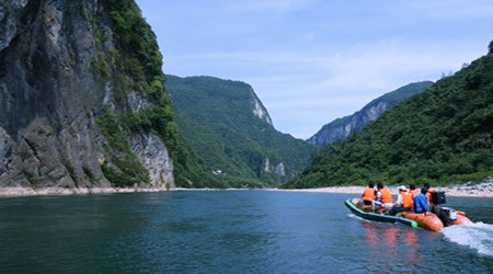 1 Day Jiutian Cave with Maoyan River Cruise