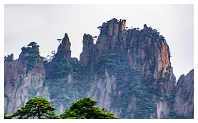 Travel in Huangshan