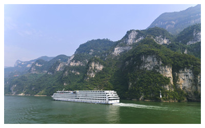 15 Days China Yangtze Cruise with Zhangjiajie