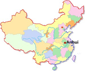 Anhui Overview