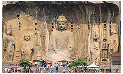 3 Days Longmen Grottoes and Shaolin Temple Tour