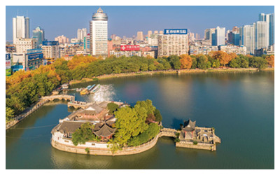 Jiujiang Travel Guide