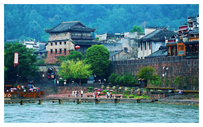 Day View of Fenghuang Town