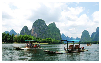 2 Days Yangshuo  Tour Tour from Guilin