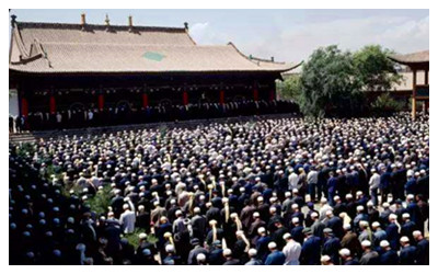 Islamism In China