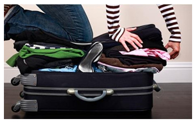 Flight Luggage Restriction for Cash and Special Items