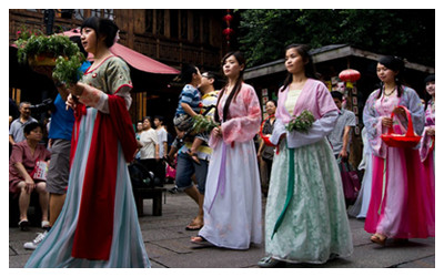 Han Fu, Traditional Han Chinese Clothing