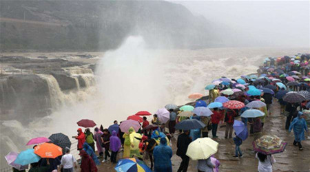 4 Days Taiyuan Pingyao Tour with Hukou Waterfall