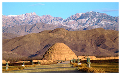 Ningxia Climate & Weather